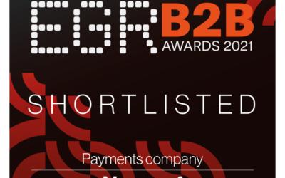 Neosurf shortlisted for Major Industry Award