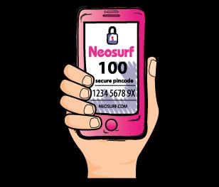 Neosurf Account icon